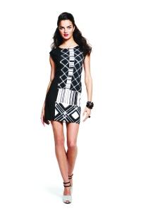 Alfani: Dress, $69.50.