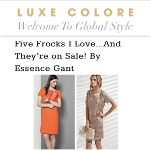 Luxe Colore_5 Frocks I Love