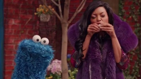 Taraji_Twitter_Cookie Monster
